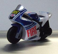 YZR-M1のフリクションバイク